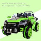 Coche del juguete del material plástico para que niños conduzcan