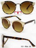 Óculos de sol plásticos das mulheres dos óculos de sol da alta qualidade nova da forma (WSP705866)