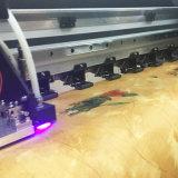 Stampante doppia del solvente di Eco di ampio formato del Fornitore-Xaar 1201 Printhead-1.8meter di Xuli
