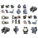 모래 주물은/거품 주물/쉘 형 주물/회색 철 주물/연성이 있는 철 주물을 분실했다