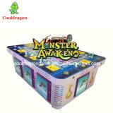 Il re 3 mostro dell'oceano dei 8 giocatori sveglia la macchina di gioco del cacciatore dei pesci della cattura