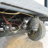 Pied à plat Semi-Trailer 3essieux remorque remorque de camion avec une haute qualité
