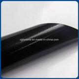Selbstklebender Vinyl-Entfernbarer schwarzer Kleber