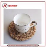 Corda de algodão personalizados artesanais maravilhosamente Coasters e Placemats