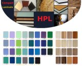 Las hojas de HPL laminado compacto