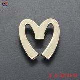 Fertigung-kundenspezifische Metallfirmenzeichen-Kennsätze für Handtaschen