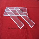 Cuarzo cristal transparente resistente de espesor de la junta