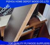 18 milímetros de madeira compensada enfrentada película com a melhor qualidade e o preço o mais barato