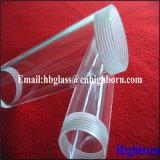 Hoher Reinheitsgrad-Schraubengewinde-Quarzglas-Gefäß-Lieferant