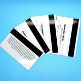 Carte de bande magnétique colorée d'impression pour l'accès d'HÔTEL ET de RESSOURCE