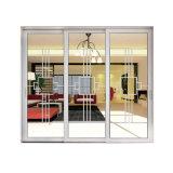 Превосходное качество заводская цена стекла боковой сдвижной двери в зал
