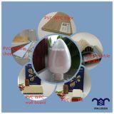 Schmieren des Mittel-aufbereitenden Hilfsmittels für PET WPC Produkte