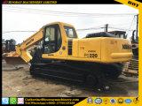 Utiliza el Japón hizo Komatsu PC200-6/excavadora hidráulica excavadora Komatsu PC200-6