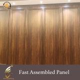 Пвх влажной и Mold-Proof Honeycomb стену лист