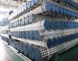 Marca Youfa Norma Bsi el recubrimiento de zinc del tubo de acero galvanizado de 50 um