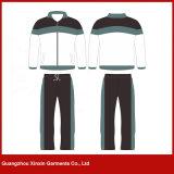 최신 형식 디자인 싼 가격 남자 스포츠 궤도 한 벌 착용 (T63)