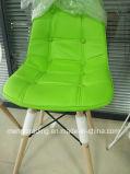 Bouton vert Eames chaise de salle à manger