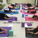 Großhandelspreis-bunter umweltfreundlicher Eignung EVA-Yoga-Block