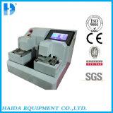 ISO 5628 rigidez em flexão de papelão com máquina de teste de quatro pontos