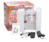 Mini máquina de coser eléctrica para Homeuse