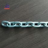 Catena a maglia placcata zinco dell'acciaio legato G70