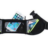 Sacchetto corrente d'escursione pratico della cinghia della vita di sport di sedere di Lycra di corsa corrente unisex del sacchetto