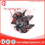 110kVA soldador corriente directa para la soldadura del ventilador del motor con rotor