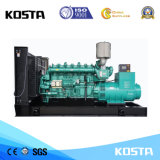 200kVA eins/Dreiphasengenerator-Set, schalldichter beweglicher Yuchai Diesel-Generator