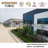 Construção de aço para a fábrica e o escritório