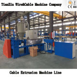 Máquina de la protuberancia del cable de transmisión de la alta calidad con control del PLC