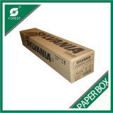 두 배 벽 싼 가격 관례에 의하여 인쇄되는 물결 모양 화물 박스