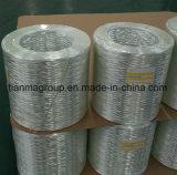 vagueación ensamblada SMC del E-Vidrio de la fibra de vidrio 4800tex, vagueación de la fibra de vidrio