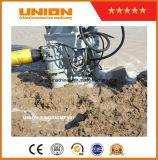 Escavatore di dragaggio anfibio di Doosan con la pompa del dragaggio a suzione della taglierina della sabbia