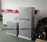 Purswave 108L DC12V24V Frigorífico Solar veículo frigorífico de Porta Dupla de resfriamento e congelamento de congelador de refrigeração do compressor de Estilo para Motor de carro automático do Barramento CAN