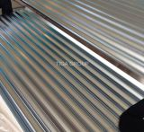 Prepainted гальванизированная плита Corrugated цвета листа крыши стальная для крыши/стены