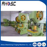 máquina da imprensa de 25t 40t para a imprensa de potência mecânica das toneladas da imprensa 63t e a máquina de perfuração mecânica de China J23 16t