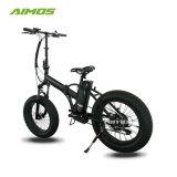 20inch pliant le vélo électrique de bonne qualité avec la batterie amovible