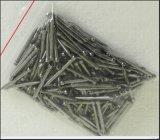 磨かれた家具の釘、工場価格の頭のない釘