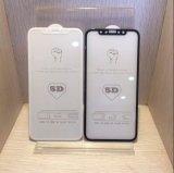 5D Full cubrir protector de pantalla del teléfono para el iPhone6/7/8 protector de vidrio templado