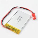 batterie Li-ion de polymère de 3.7V 303048 400mAh Lipo pour des appareils mobiles avec l'épaisseur de 3mm