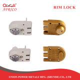 1 Sobreponer Zylinder-Tür-Verschluss mit Stab-Steuerung