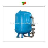 Filtro attivato dal carbonio per filtrazione dell'acqua
