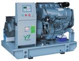가격을%s 가진 Deutz가 강화한 유형 70kw 디젤 엔진 발전기를 여십시오