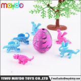 子供のための恐竜の卵のおもちゃを工夫する育つ3*4cmの新しく創造的な魔法水