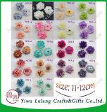 Unión Core-Spun Peony cabezas de flores de seda artificial Peony cabezas de flores