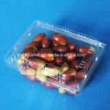 ペットプラスチックフルーツ包装ボックスまめのフルーツのクラムシェル