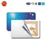 무료 샘플은 단지 호환성 Tk4100 본래 Em4200 Em4305 T5577 125kHz RFID 카드 또는 공백 PVC ID 카드를 읽었다