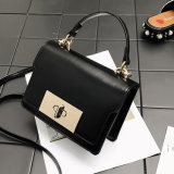 Clutch Handle Bag Luxurious党女性PUのハンドバッグの肩の方法袋