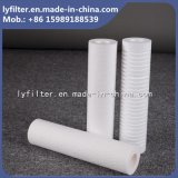 10 Mikron Ppf Sediment-Wasser-Filtereinsatz für Kassetten-Filtergehäuse