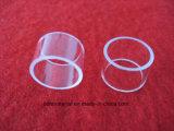 Polimento transparente anéis de vidro de quartzo